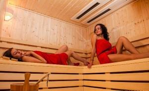 La sauna finlandese è un toccasana per la tua salute
