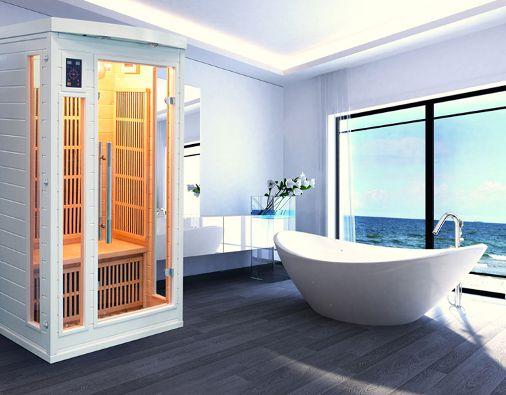 Sauna Finlandese nel bagno di casa tua ad un prezzo imbattibile!
