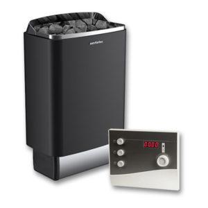 stufa elettrica a vapore per sauna 9 kw