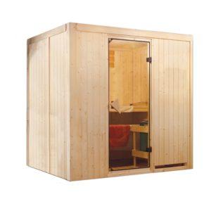 sauna finlandese suvi