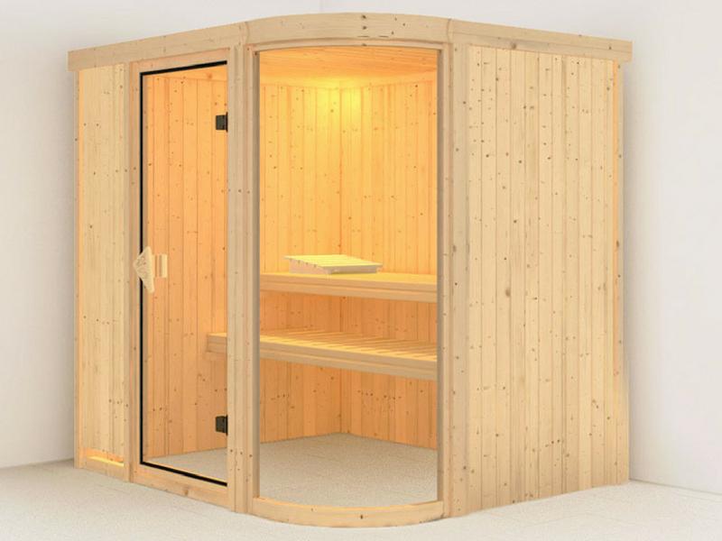 Saune finlandesi da casa idee di design per la casa - Saune da casa prezzi ...