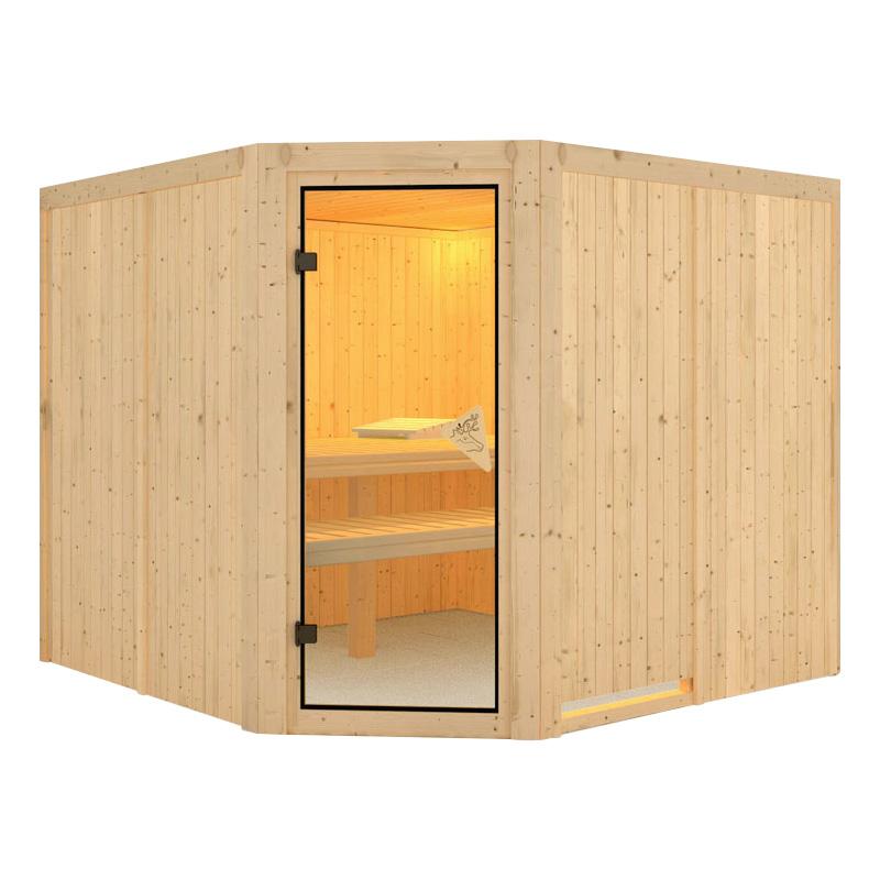 sauna tradizionale farin