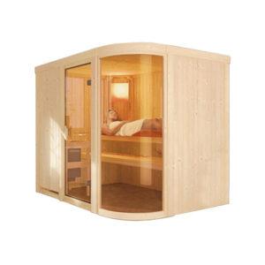 sauna finlandese PARIMA