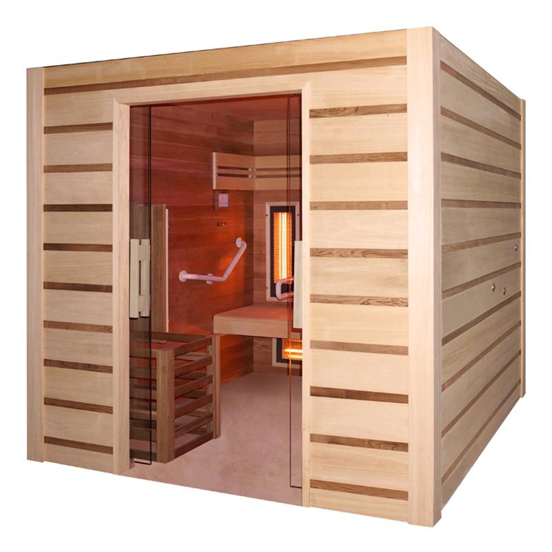 hybrid combi modello solo sauna