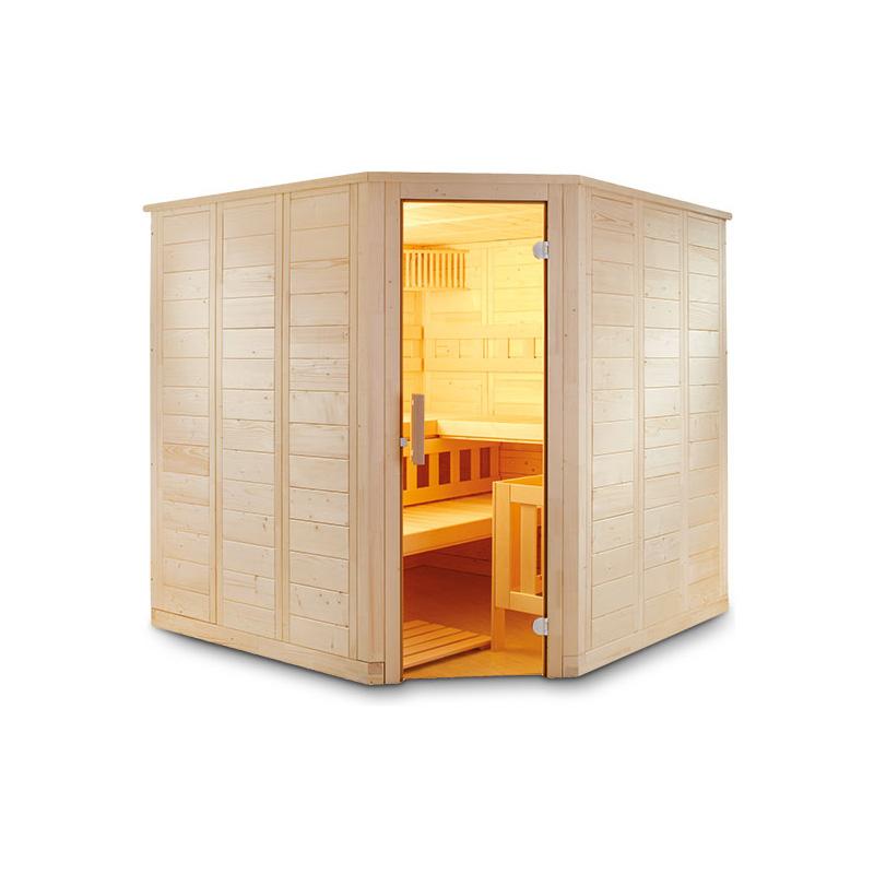 sauna finlandese tradizionale aren solo sauna