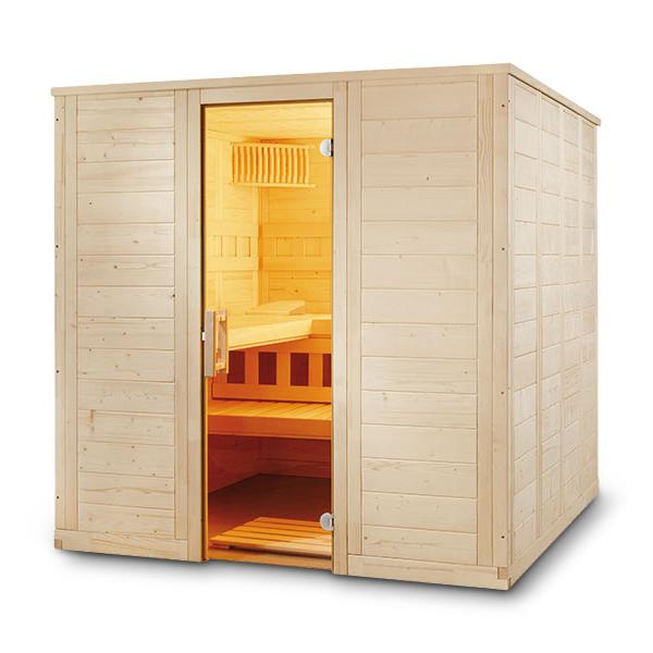 Sauna Finlandese Sauna Finlandese Soren Da 2 Posti Sauna